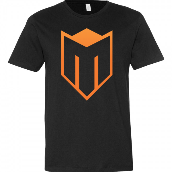 "Basic Mock-It eSports ""M"" Logo T-Shirt"