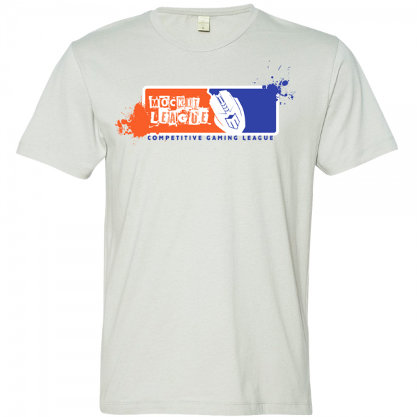 Basic Mockit League Banner T-Shirt
